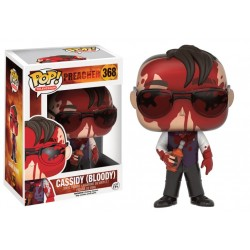 Figurine Pop Preacher - Cassidy Bloody Exclu