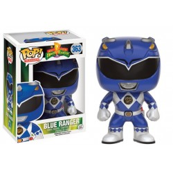Figurine Pop Power Rangers - Blue Ranger