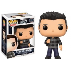 Figurine Pop TEEN WOLF - Stiles Stilinski