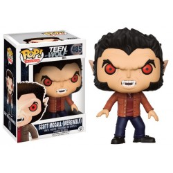 Figurine Pop TEEN WOLF - Scott Mccall Werewolf