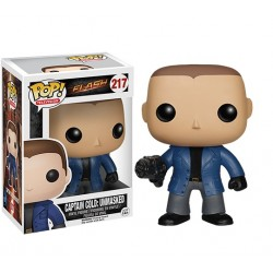Figurine Pop The Flash - Captain Cold Unmasked Exclu