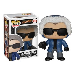 Figurine Pop The Flash - Captain Cold