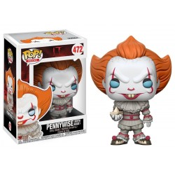 Figurine Pop Ça - Pennywise With Boat