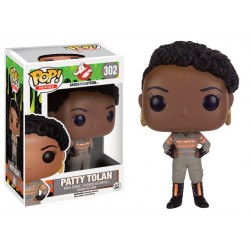 Figurine Pop Ghostbusters - Patty Tolan