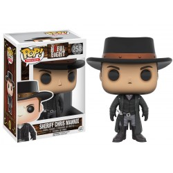 Figurine Pop Hateful Eight - Chris Mannix