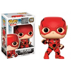 Figurine Pop JUSTICE LEAGUE - The Flash