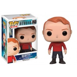 Figurine Pop STAR TREK - Scotty