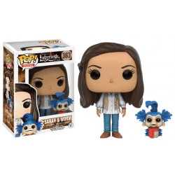 Figurine Pop LABYRINTH - Sarah & Worm