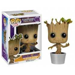 Figurine Pop LES GARDIENS DE LA GALAXIE Vol.2 - Dancing Groot