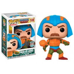 Figurine Pop MASTERS OF UNIVERSE - Man At Arms