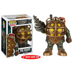 Figurine Pop BIOSHOCK - Big Daddy