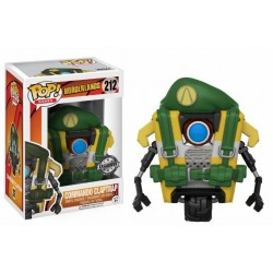 Figurine Pop BORDERLAND - ClapTrap Commando Exclu