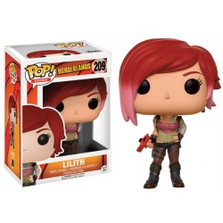Figurine Pop BORDERLANDS - Lilith