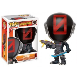 Figurine Pop BORDERLANDS - Zero