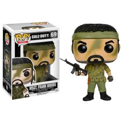 Figurine Pop CALL OF DUTY - MSGT Frank Woods