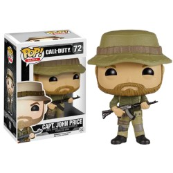 Figurine Pop CALL OF DUTY - Capt John Price