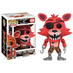Figurine Pop FIVE NIGHTS AT FREDDY'S - Foxy The Pirate
