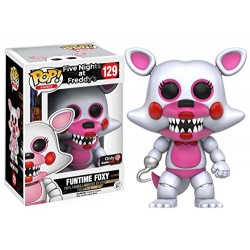 Figurine Pop FIVE NIGHTS AT FREDDY'S - Funtime Foxy Exclu