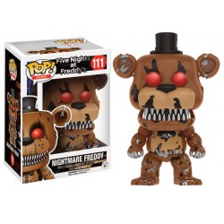 Figurine Pop FIVE NIGHTS AT FREDDY'S - Nightmare Freddy
