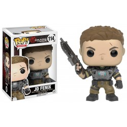 Figurine Pop GEARS OF WAR - Jd Fenix