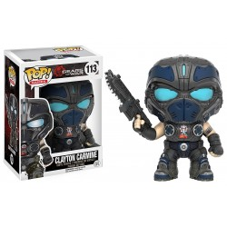 Figurine Pop GEARS OF WAR - Clayton Carmine