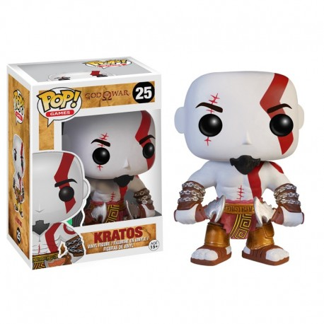 Figurine Pop God Of War - Kratos