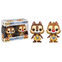 Figurine Pop KINGDOM HEARTS - Chip & Dale