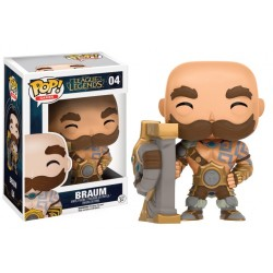 Figurine Pop LEAGUE OF LEGENDS - Braum