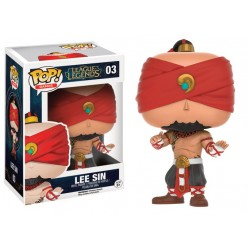 Figurine Pop LEAGUE OF LEGENDS - Lee Sin