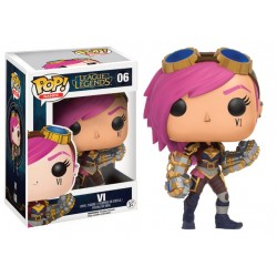 Figurine Pop LEAGUE OF LEGENDS - Vi