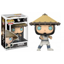 Figurine Pop MORTAL KOMBAT - Raiden