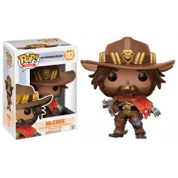 Figurine Pop OVERWATCH - McCree