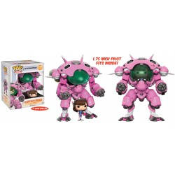Figurine Pop OVERWATCH - D-Va