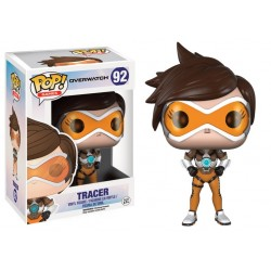 Figurine Pop OVERWATCH - Tracer