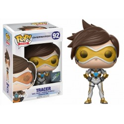 Figurine Pop OVERWATCH - Tracer Exclu