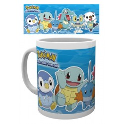 Mug POKEMON - Water Partners