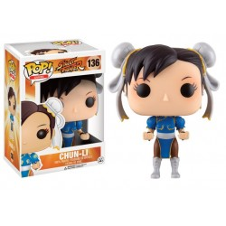 Figurine Pop STREET FIGHTER - Chun-Li