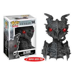 Figurine Pop The Elder Scrolls Skyrim - Alduin