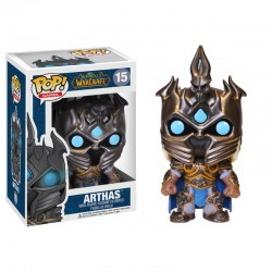 Figurine Pop WORLD OF WARCRAFT - Arthas
