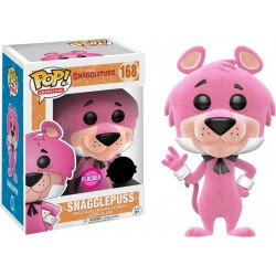 Figurine Pop LA PANTHERE ROSE - La Panthère Rose Flocked Exclu