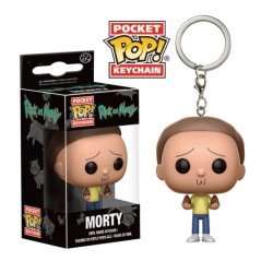 Pocket Pop Rick Et Morty - Morty