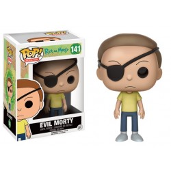 Figurine Pop RICK ET MORTY - Evil Morty Exclu