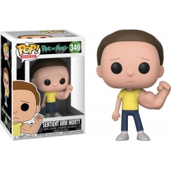 Figurine Pop RICK ET MORTY - Sentinent Arm Morty