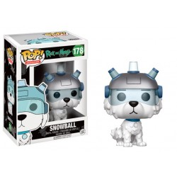 Figurine Pop RICK ET MORTY - Snowball