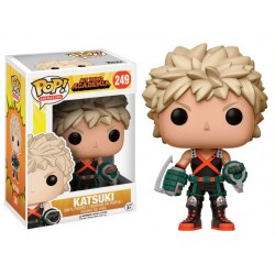 Figurine Pop MY HERO ACADEMIA - Katsuki