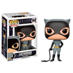 Figurine Pop DC Comics - Catwoman