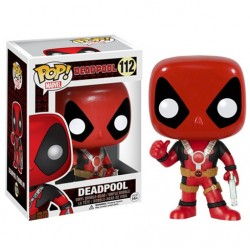Figurine Pop MARVEL - Deadpool
