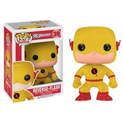 Figurine Pop DC UNIVERSE - Reverse Flash Exclu