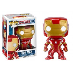 Figurine Pop CIVIL WAR - Iron Man