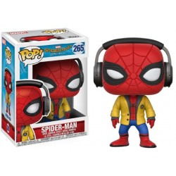 Figurine Pop SPIDER MAN HOMECOMING - Spider Man with Headphones